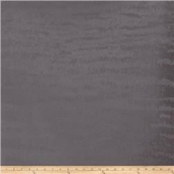Fabricut Mercury Faux Leather Pewter