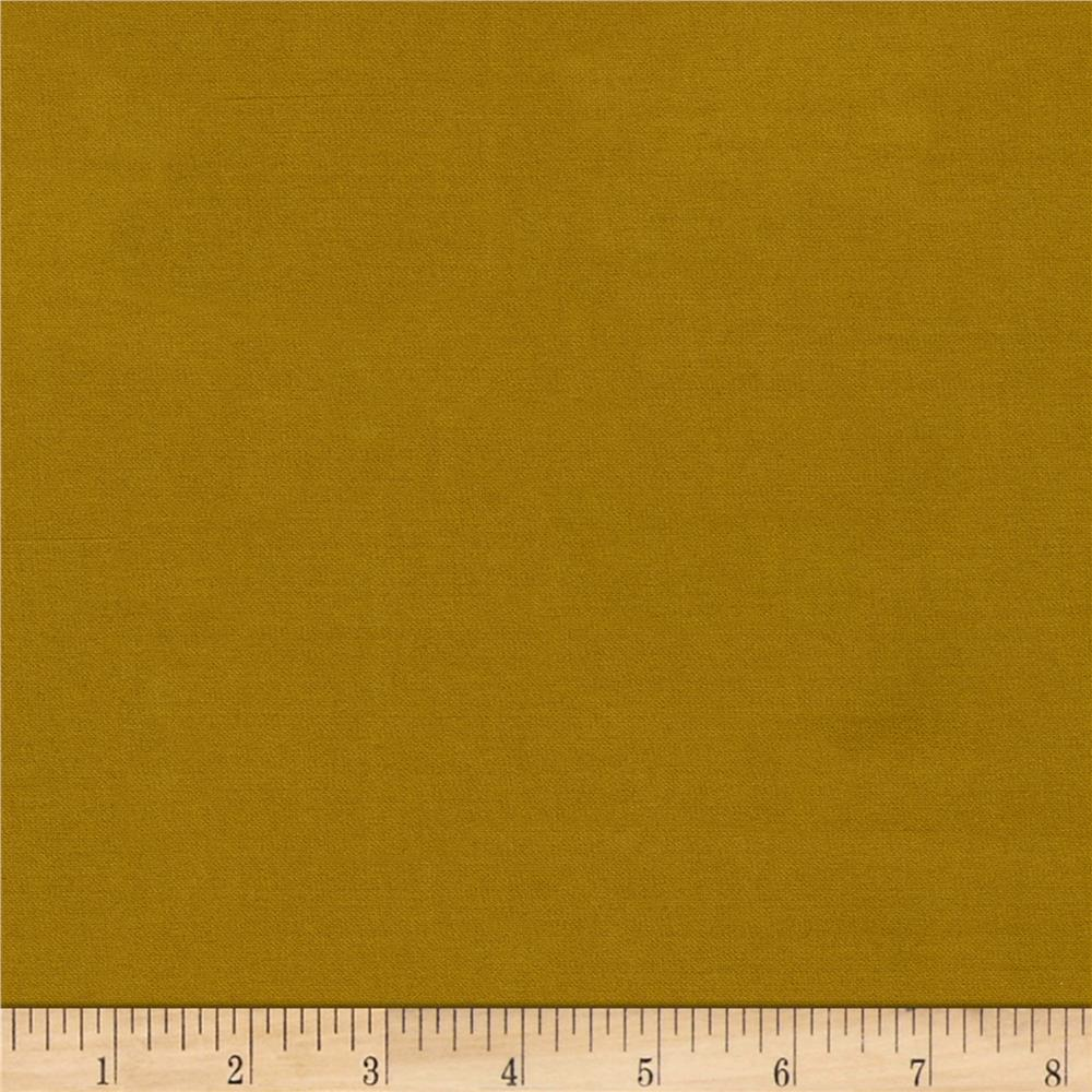 Kaufman radiance cotton silk satin gold discount for Satin fabric