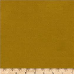 Kaufman Radiance Cotton/Silk Satin Gold
