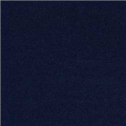 Poly Lycra Jersey Knit Midnight Navy Fabric