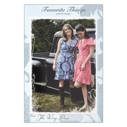 Favorite Things The Wrap Dress Pattern