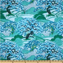 Amy Butler Cameo Spring's Beauty Clover Fabric