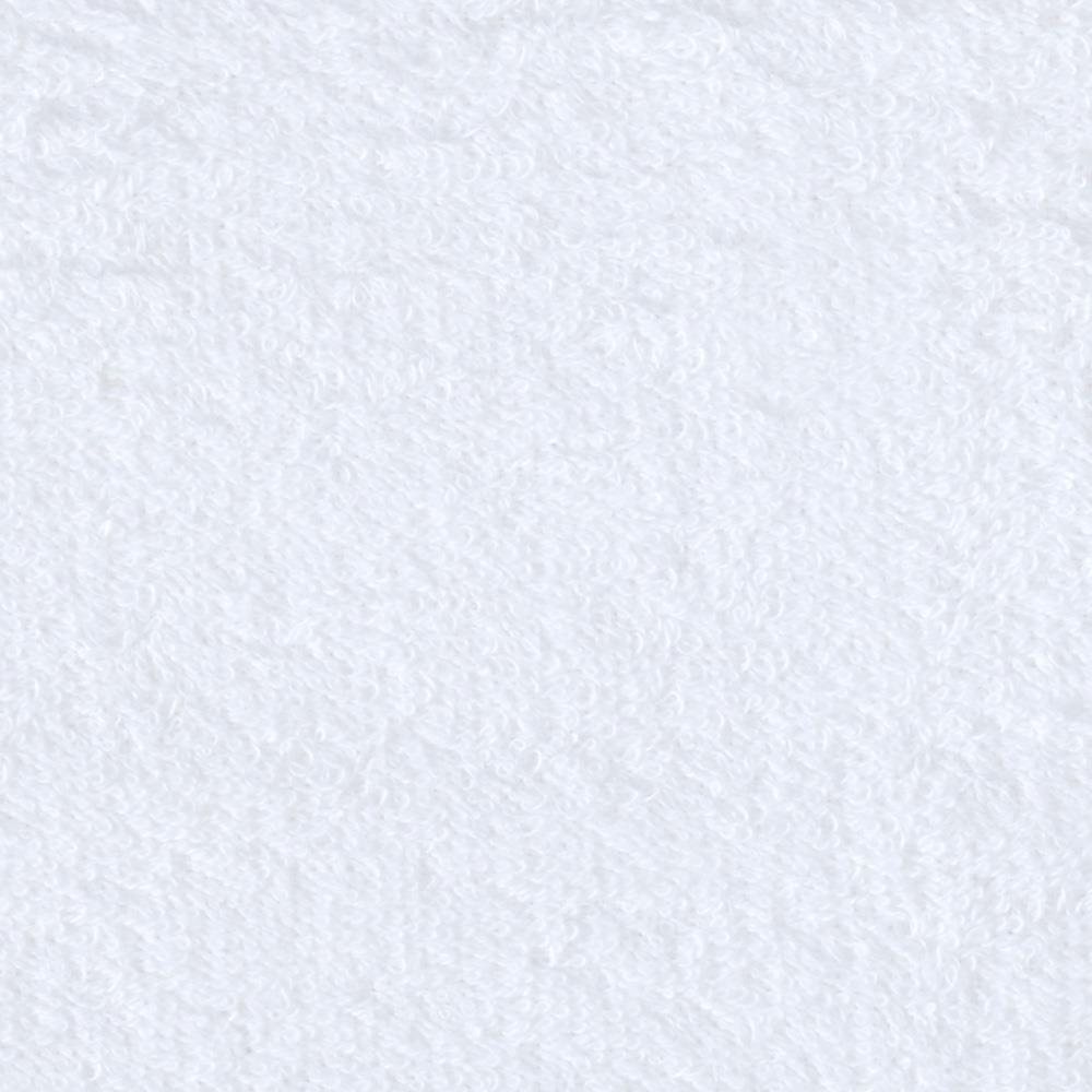 9 oz Comfort Cotton Terry Cloth White Fabric