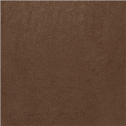 Fabricut 03343 Faux Leather Truffle
