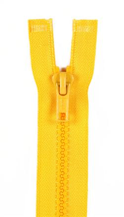 Sport Separating Zipper 18'' Spark Gold