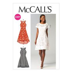McCall's Misses' Dresses and Slip Pattern M6883 Size A50