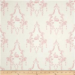 Moda Lily & Will Revisited Lily & Will Cream-Pink
